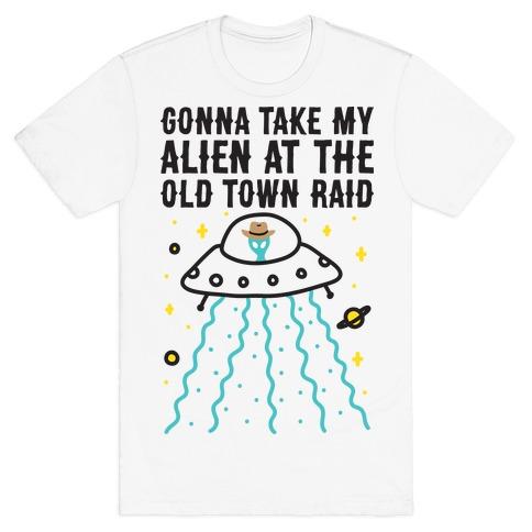 Old Town Raid T-Shirt
