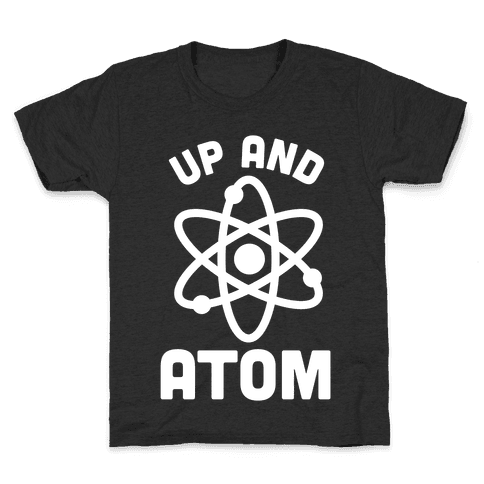 Up and Atom Kids T-Shirt