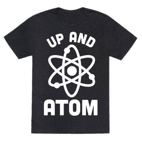 Up and Atom Mens T-Shirt