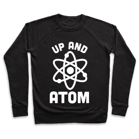Up and Atom Pullover