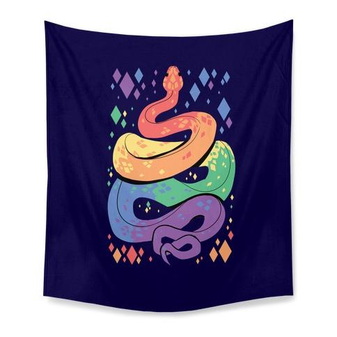 Pride Snakes: Gay Tapestry