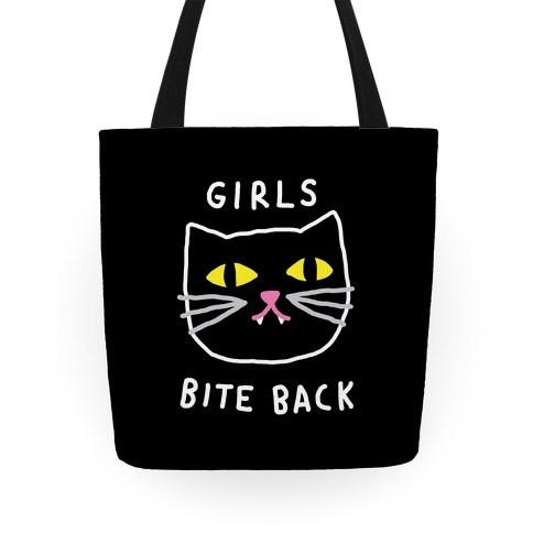 Girls Bite Back Tote