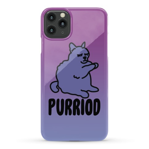 Purriod Phone Case