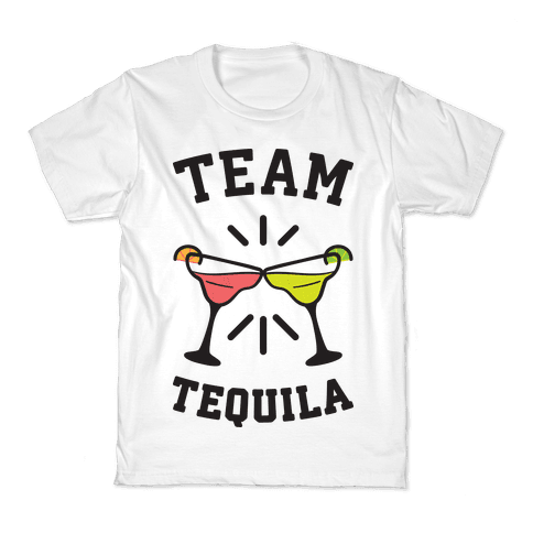 Team Tequila Kids T-Shirt