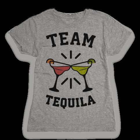 Team Tequila Womens T-Shirt