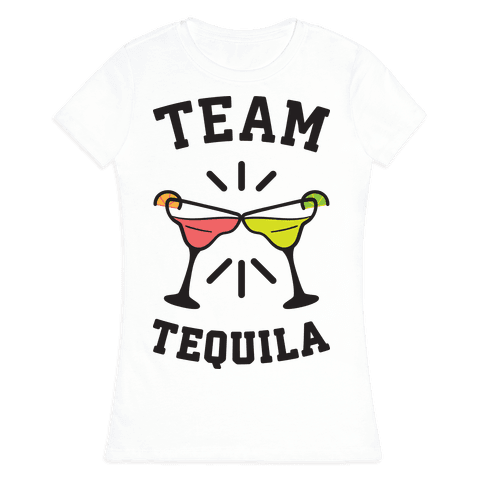 Team Tequila Womens T-Shirt