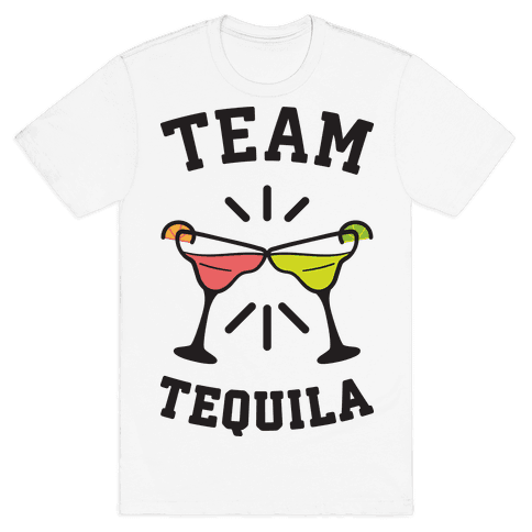 Team Tequila Mens T-Shirt