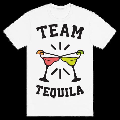 Team Tequila Mens T-Shirt