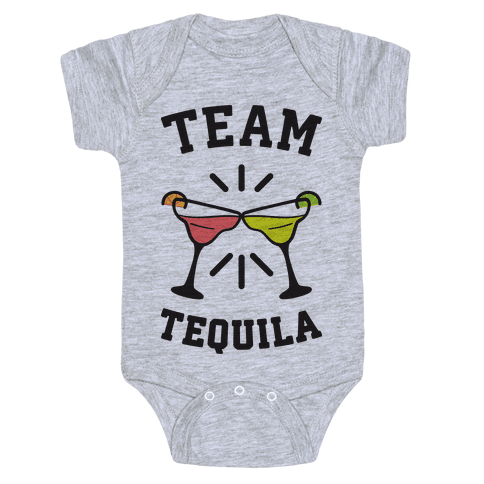 Team Tequila Baby Onesy