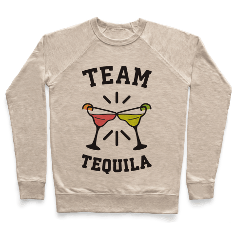 Team Tequila Pullover