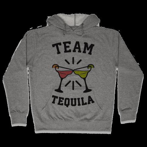 Team Tequila Hooded Sweatshirt