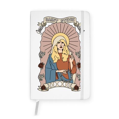Saint Stevie Parody Notebook