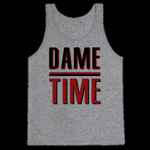 Dame Time Tank Top