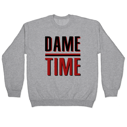 Dame Time Pullover