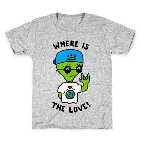 Activist Alien Kids T-Shirt