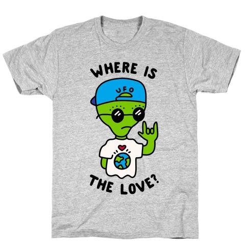 Activist Alien T-Shirt