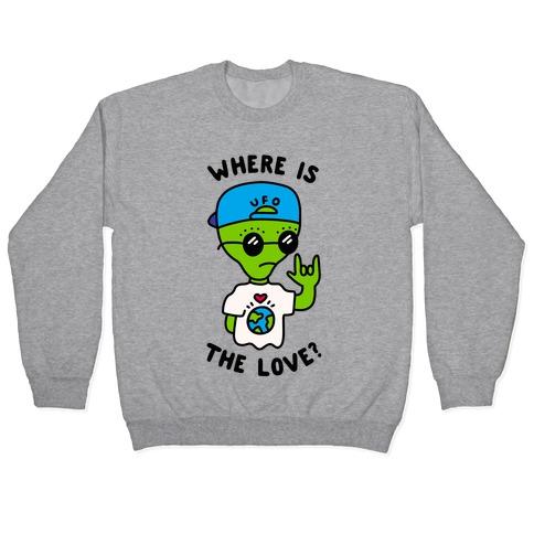 Activist Alien Pullover