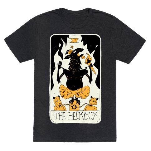 The Heckboy Tarot Card T-Shirt