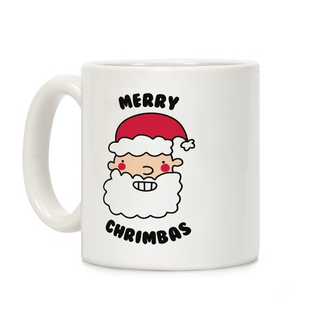 Merry Chrimbas Coffee Mug