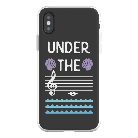 Under The C Phone Flexi-Case