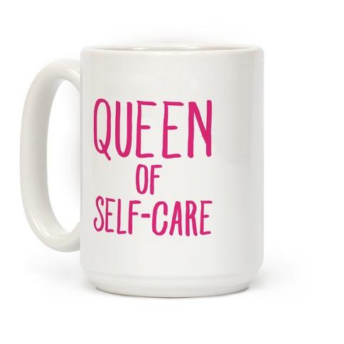 Queen of Self-Care Coffee Mug