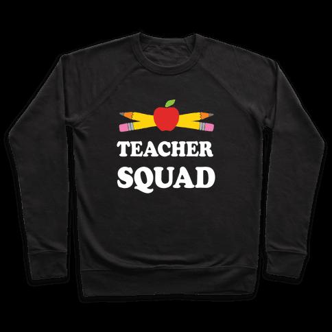 Teacher Squad Pullover