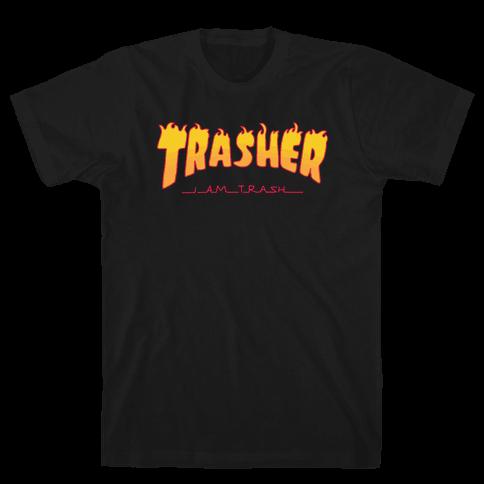 Trasher Mens/Unisex T-Shirt