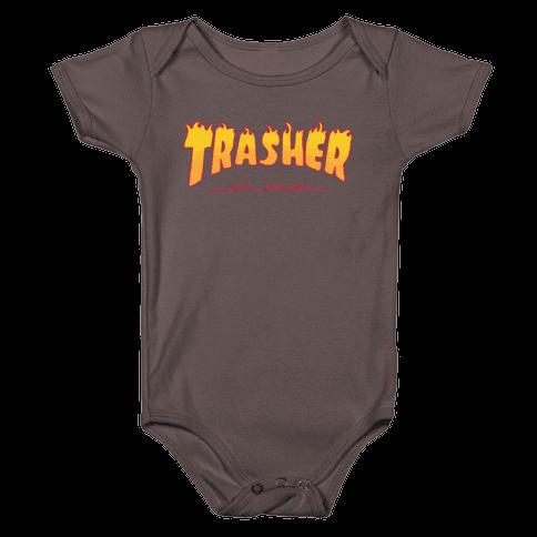 Trasher Baby One-Piece