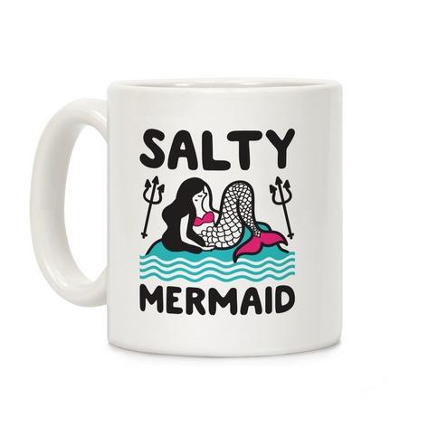 Salty Mermaid Coffee Mug