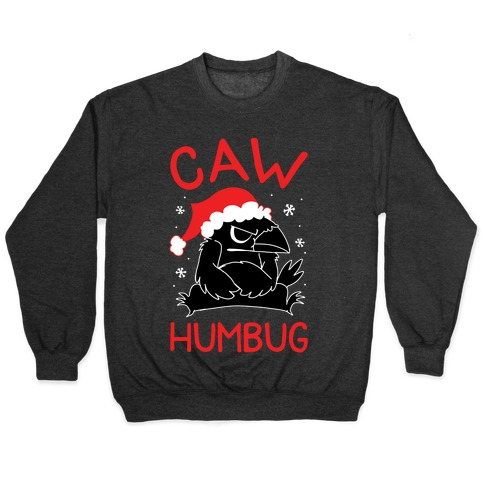 Caw Humbug Pullover