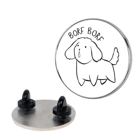 Borf Borf Pin