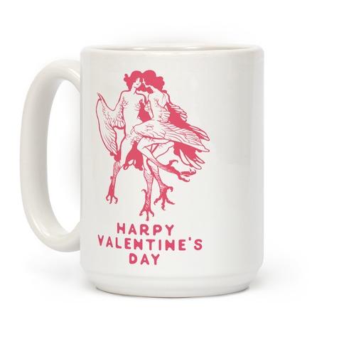 Harpy Valentine's Day Coffee Mug