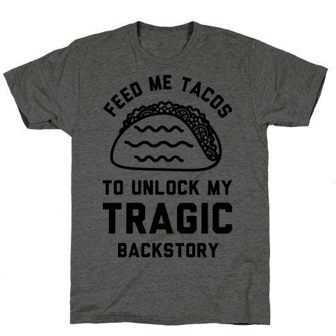 Unlock My Tragic Backstory