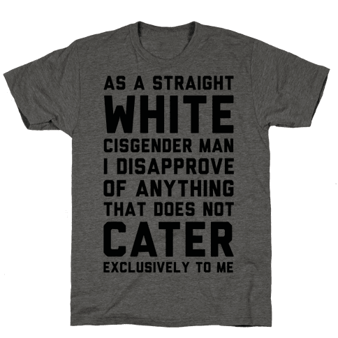 Straight White Man