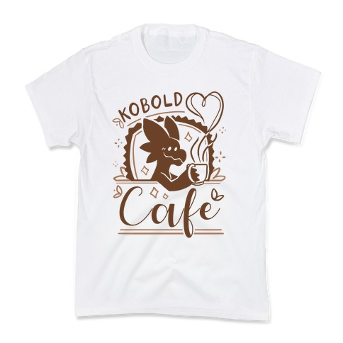 Kobold Cafe Kids T-Shirt