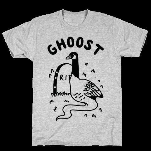 Ghoost Mens T-Shirt