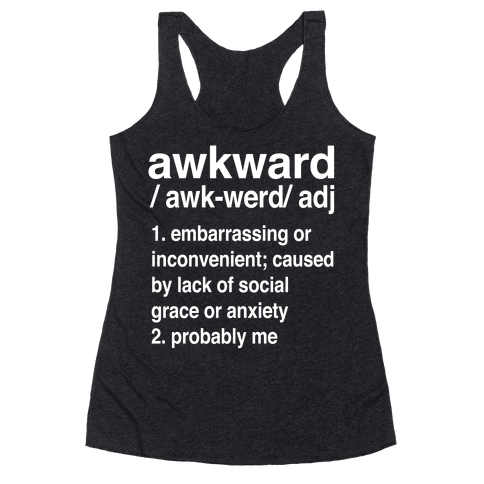 Awkward Definition