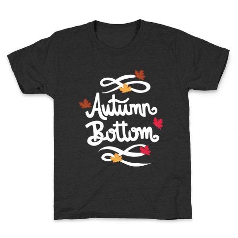 Autumn Bottom Kids T-Shirt
