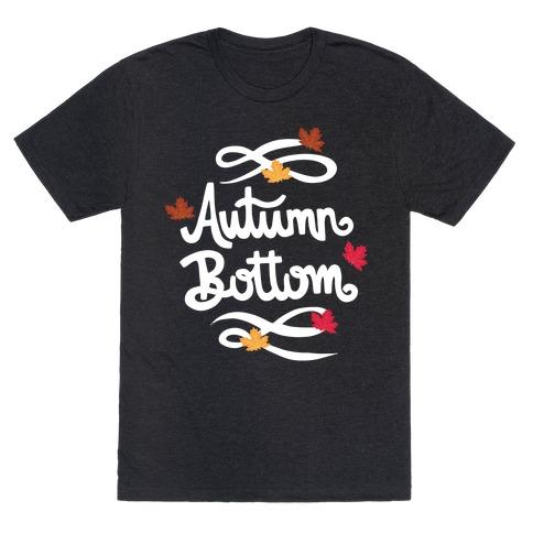 Autumn Bottom T-Shirt