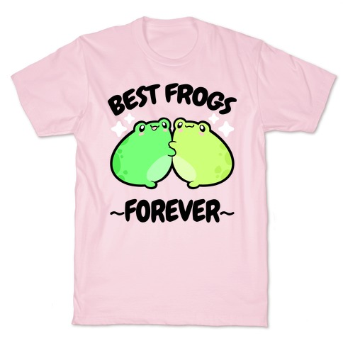 Best Frogs Forever T-Shirt