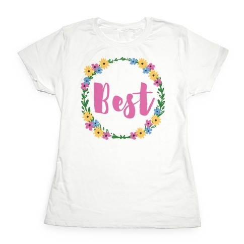 Best Buds (1 of 2 pair) Womens T-Shirt