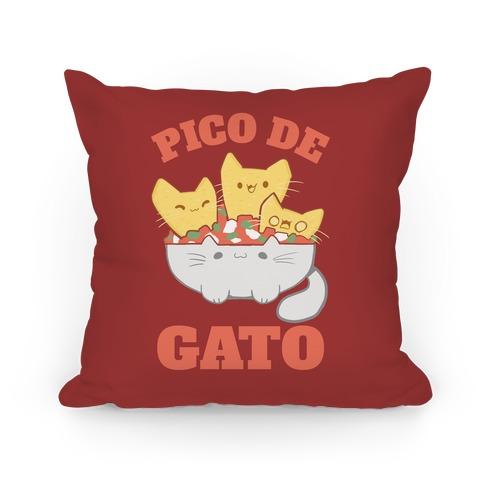 Pico De Gato Pillow