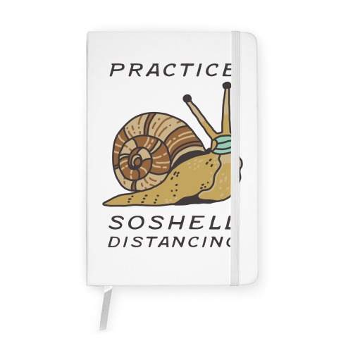 Practice SoShell Distancing Notebook