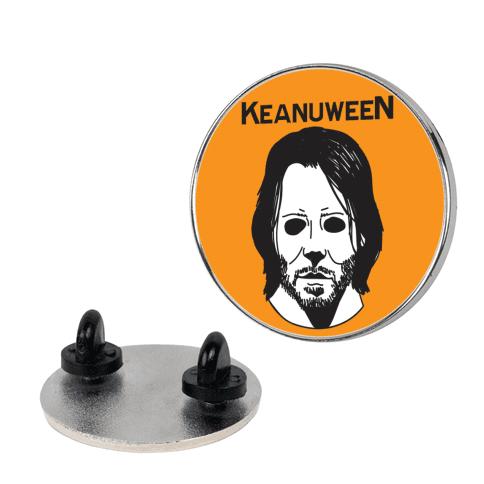 Keanuween - Keanu Halloween Pin