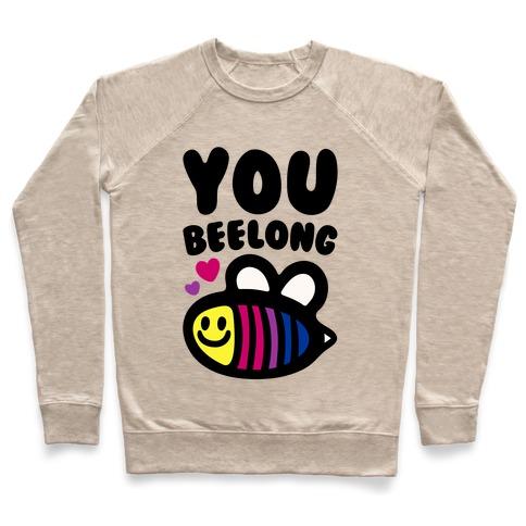 You Belong Bisexual Pride Pullover