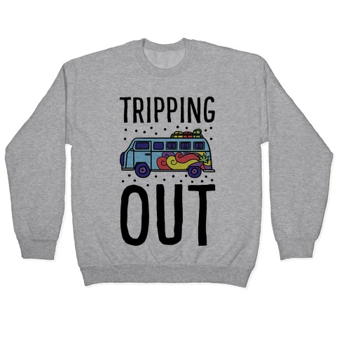 Tripping Out Pullover