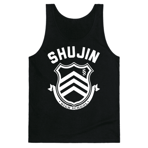 Shujin High School Tank Top