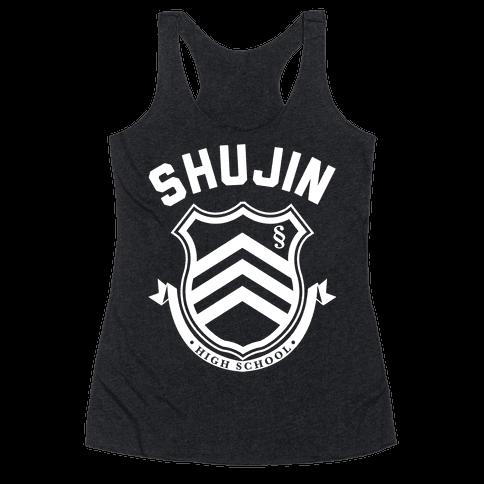 Shujin High School Racerback Tank Top