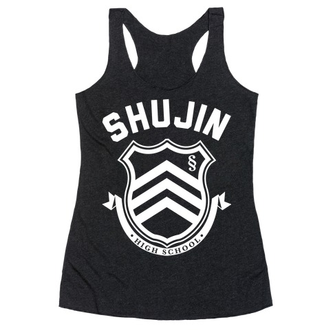 Shujin High School Racerback Tank Top
