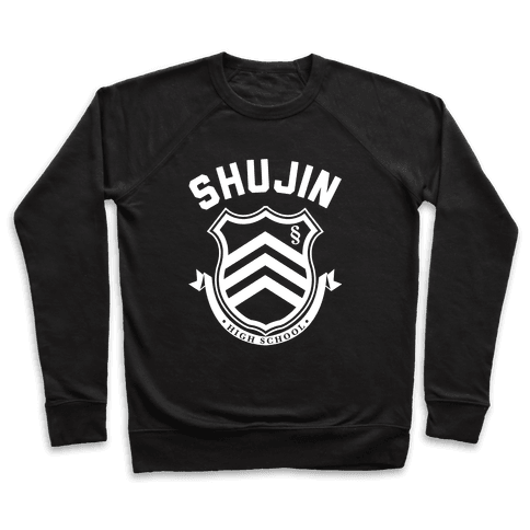 Shujin High School Pullover
